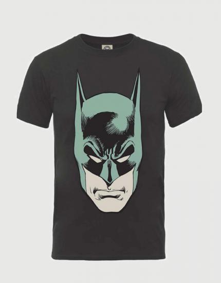 Μπλουζάκι με τύπωμα Batman Head