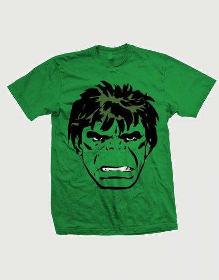 Μπλουζάκι με τύπωμα Hulk