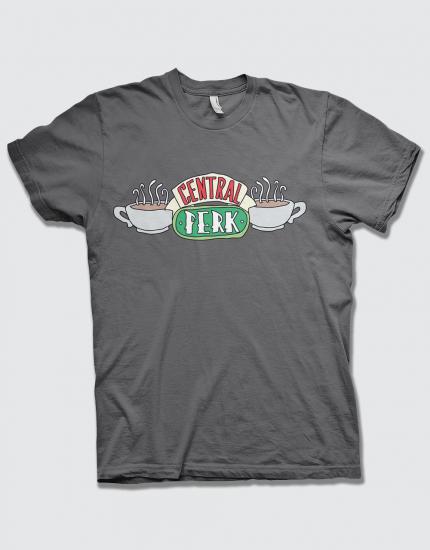 Μπλουζάκι με τύπωμα Central Perk