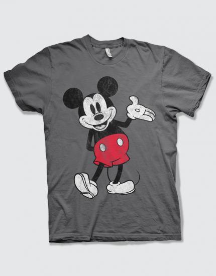 Μπλουζάκι με τύπωμα Mickey Mouse