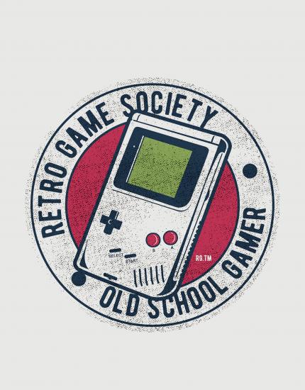 Κούπα κεραμική με τύπωμα Retro Game Society