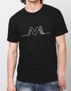 Μπλουζάκι με τύπωμα Do I Wanna Know