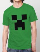 Μπλουζάκι με τύπωμα Creeper