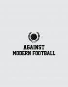 Hoodie με τύπωμα Against Modern Football
