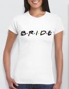 Μπλουζάκι με τύπωμα Bride