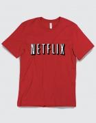 Μπλουζάκια με τύπωμα Netflix and Chill