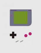 Κούπα κεραμική με στάμπα  GameBoy minimal