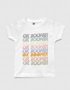 Μπλουζάκι με τύπωμα OK Boomer
