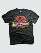 Μπλουζάκι με τύπωμα Jurassic Park