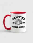 Κούπα κεραμική με στάμπα Hawkins