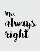Κούπες κεραμικές με στάμπα Mr.Right Mrs.Right