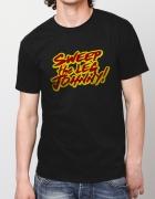 Μπλουζάκι με τύπωμα Sweep the leg