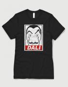Μπλουζάκι με τύπωμα DALI