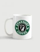 Κούπα κεραμική με στάμπα Stardust Coffee