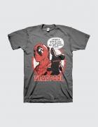 Μπλουζάκι με τύπωμα Deadpool Sushi
