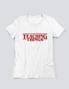 Μπλουζάκι με τύπωμα Teaching Things
