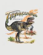 Μπλουζάκι με στάμπα Τyrannosaurus