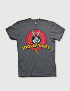Μπλουζάκι με τύπωμα Looney Tunes Distressed Logo