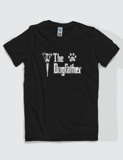 Μπλουζάκι με τύπωμα The Dogfather