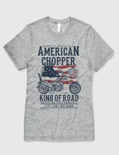 Μπλουζάκι με τύπωμα American Chopper