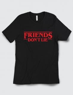 Μπλουζάκι με τύπωμα Friends Don't Lie