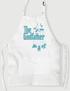 Ποδιά Μαγειρικής με τύπωμα The Godfather