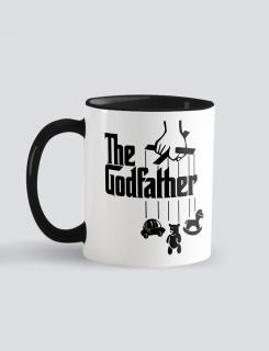 Κούπα κεραμική με τύπωμα The godfather