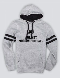 Hoodie με τύπωμα Against Modern Football