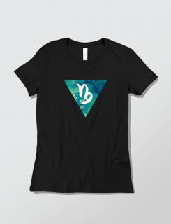 Μπλουζάκι με τύπωμα Αιγόκερως