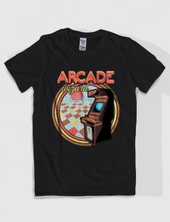 Μπλουζάκι με τύπωμα Arcade Wizard