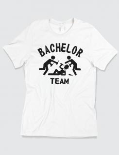 Μπλουζάκια με τύπωμα Bachelor team