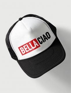Καπέλο με τύπωμα Bella Ciao