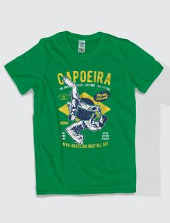 Μπλουζάκι με τύπωμα Capoeira