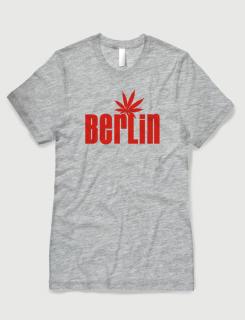 7766f46d57c4 Μπλουζάκι με στάμπα Berlin