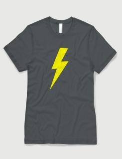 Μπλουζάκι με στάμπα Thunder