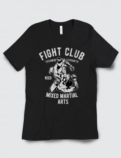 Μπλουζάκι με τύπωμα Fight Club Mixed Martial Arts