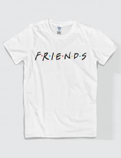 Μπλουζάκι με τύπωμα Friends
