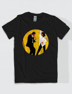 Μπλουζάκι με τύπωμα Pulp Dance