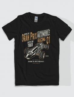 Μπλουζάκι με στάμπα Gran Prix