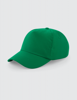 καπελάκι jockey σε χρώμα πράσινο