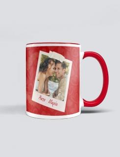 Κούπα με τύπωμα Love Was Made