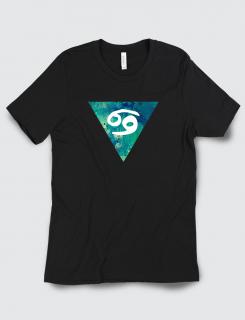 Μπλουζάκι με τύπωμα Καρκίνος