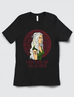 Μπλουζάκι με τύπωμα Mother of Dragons