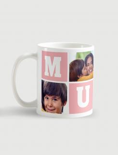 Κούπα με τύπωμα Mum