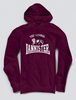 Hoodied φούτερ με στάμπα Lannister