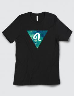 Μπλουζάκι με τύπωμα Λέων