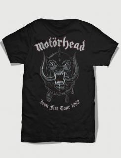 Motorhead logo unisex tee