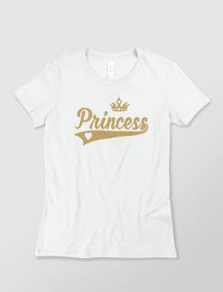 Μπλουζάκι με τύπωμα Princess