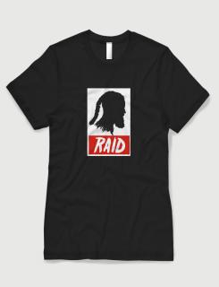Μπλουζάκι με στάμπα Raid - Vikings