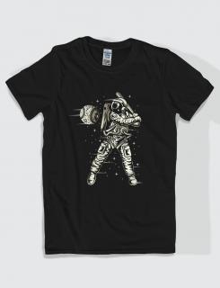 Μπλουζάκι με στάμπα Space Baseball